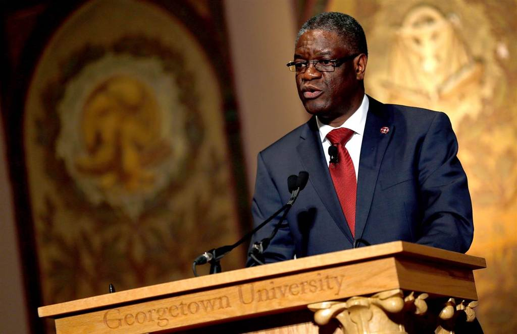 Mukwege appelle à une transition sans Kabila