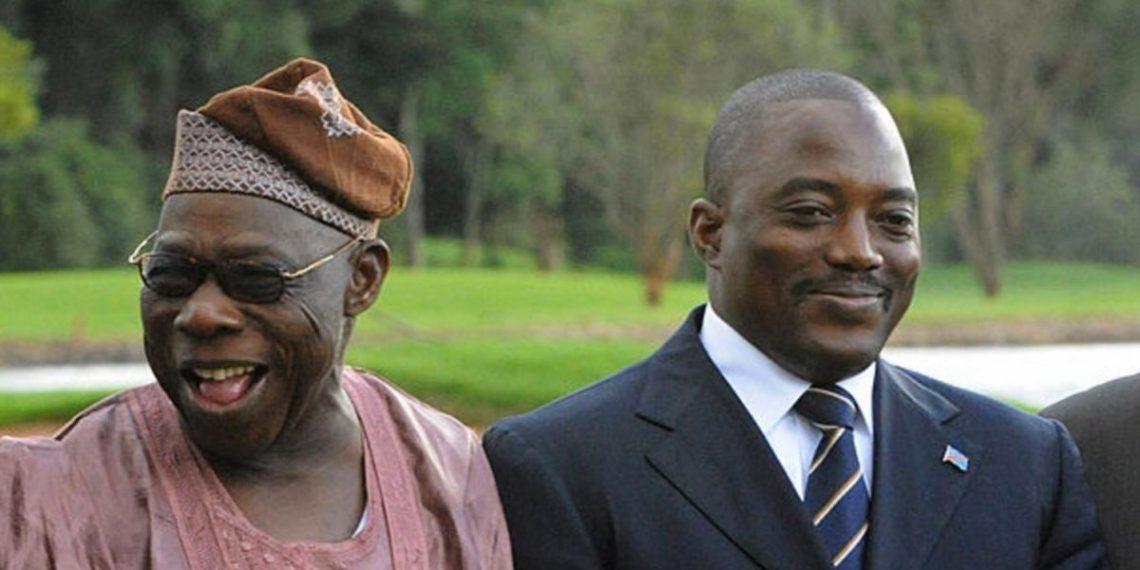 Pour Olusegun Obasanjo, Joseph Kabila doit quitter le pouvoir «pour son intérêt»