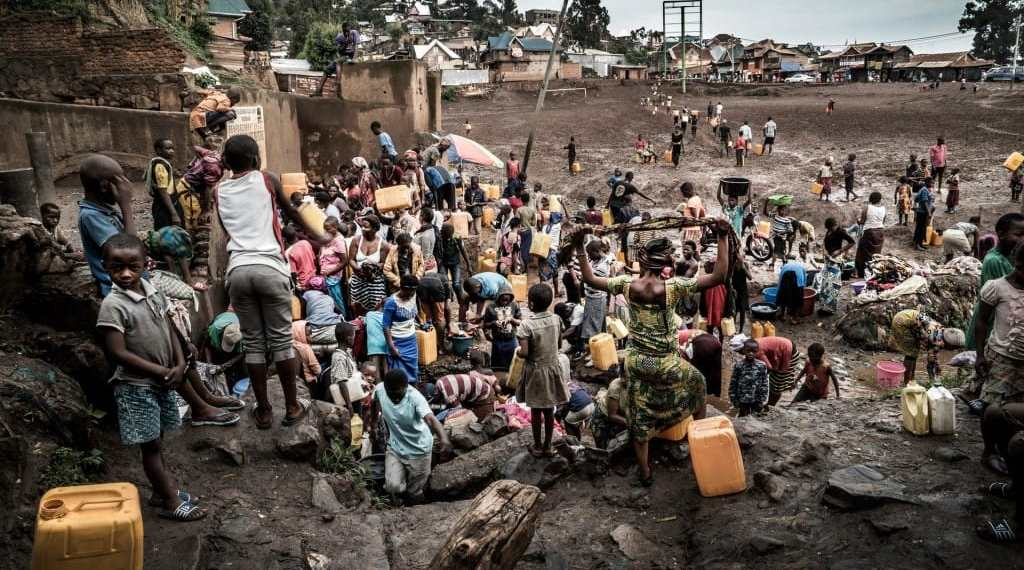 La crise en RDC a atteint le niveau de celle en Irak, en Syrie ou au Yémen et risque de s'aggraver