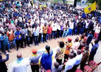 En RDC, la jeunesse du parti au pouvoir se radicalise-t-elle?