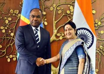 La RDC et l'Inde signent de contrats de plusieurs millions de USD