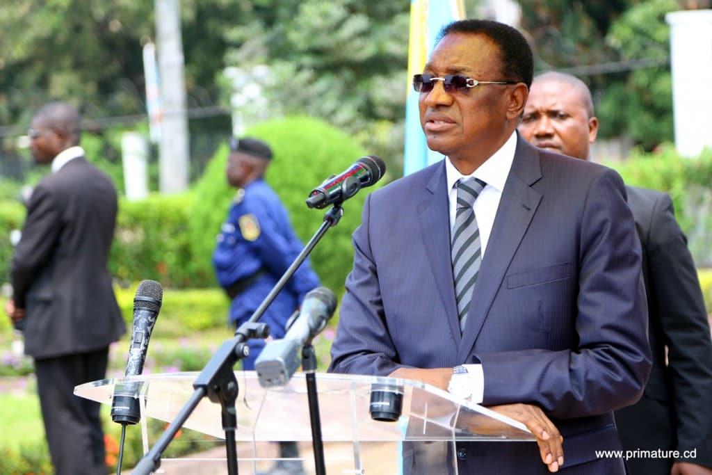 Vague d'appels àla démission de Bruno Tshibala