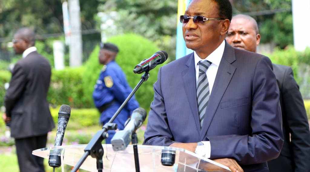 L'improbable démission de Bruno Tshibala
