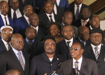 C'est la guerre au Rassemblement/Kasa-vubu