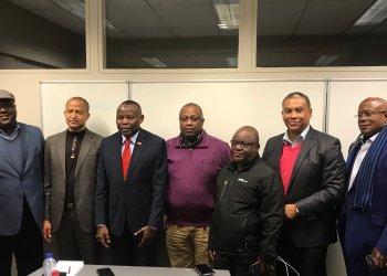 Félix Tshisekedi, Moïse Katumbi et Vital Kamerhe s'affichent de nouveau ensemble