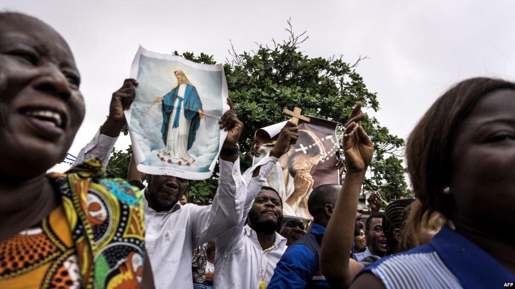 A Kinshasa, l'Eglise en route vers la révolution