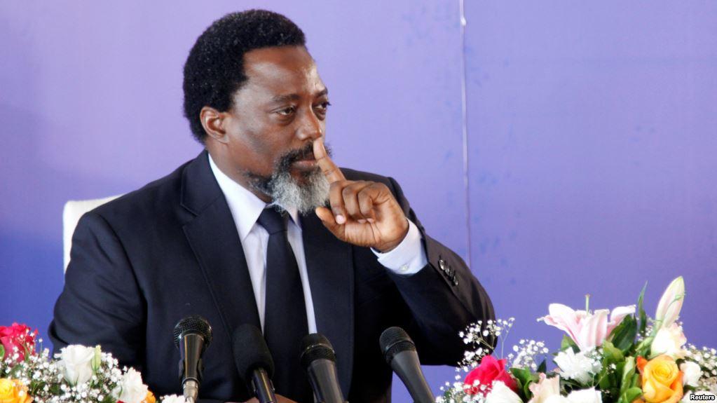 """Kabila devant la MP: """"les élections ont lieu le 23 décembre si tout se passe bien"""""""