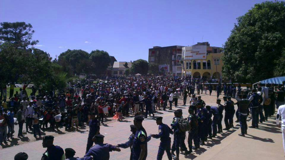 Marche du 25 février: la Monusco note 2 morts, 47 blessés et plus de 100 arrestations