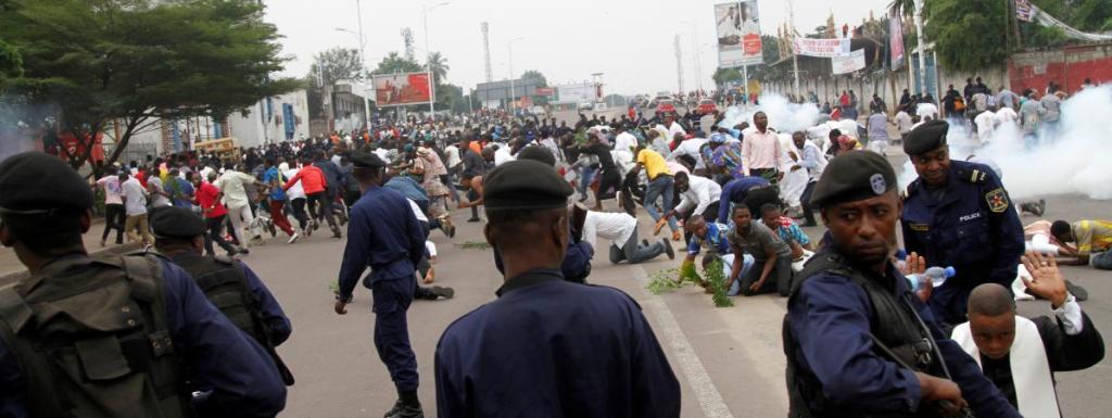 3 millions de personne marchent en RDC contre Kabila