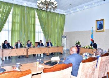 Réunion avec les miniers: Kabila ne recule pas, le code sera promulgué «à l'état»