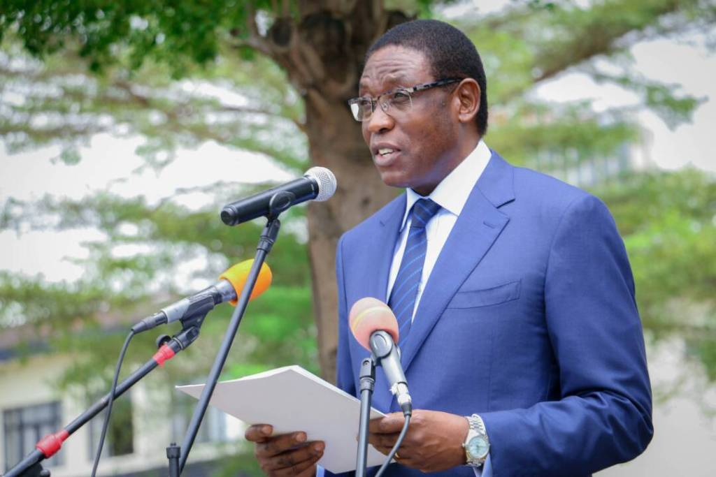 A la réunion interinstitutionnelle, Henri Mova rassure que le calme règne sur l'ensemble de la RDC