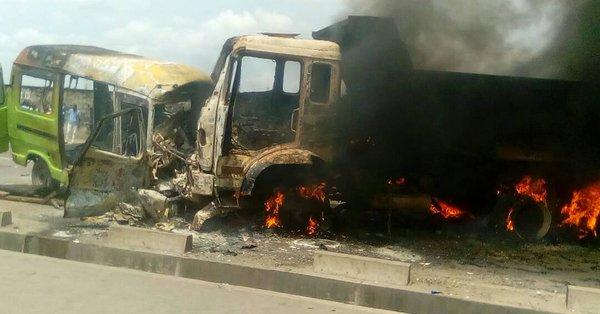 Kinshasa: plusieurs morts dans un accident de circulation