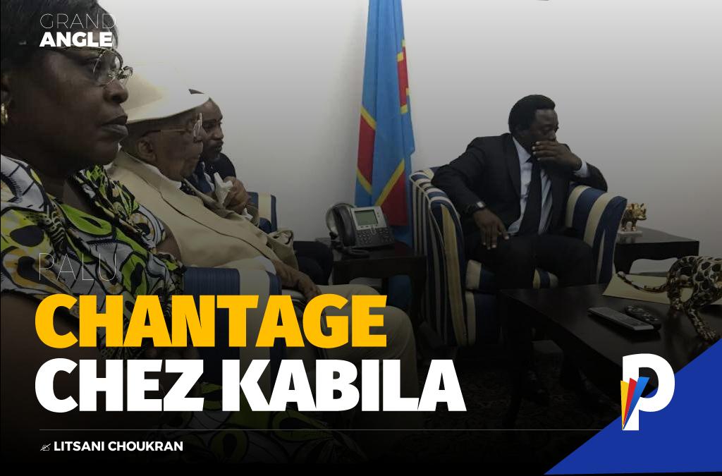 Comment le PALU a fait chanter Kabila