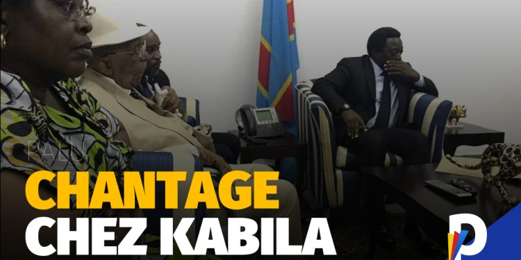 Comment le PALU a fait chanter Kabila
