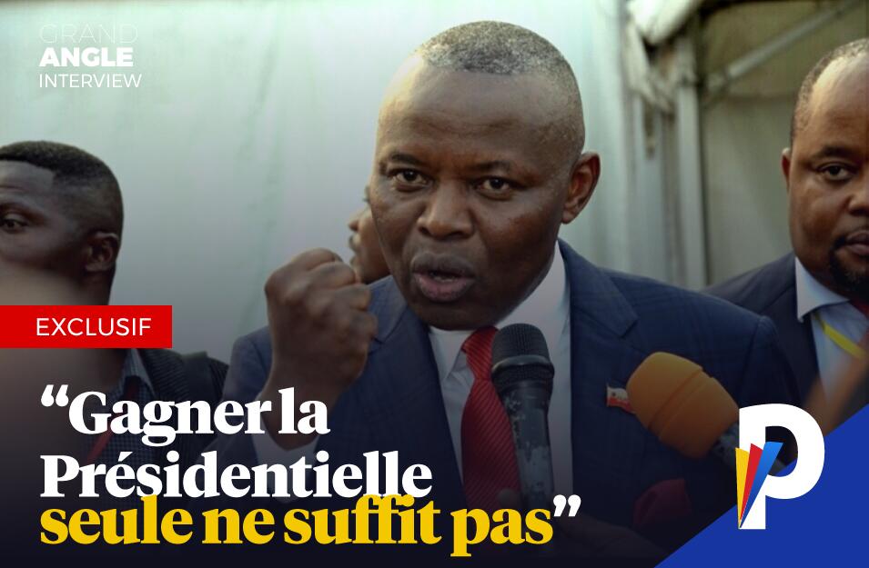 """Vital Kamerhe: """"gagner la Présidentielle seule ne suffit pas"""""""