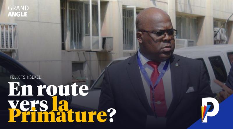Félix Tshisekedi en route vers la Primature?