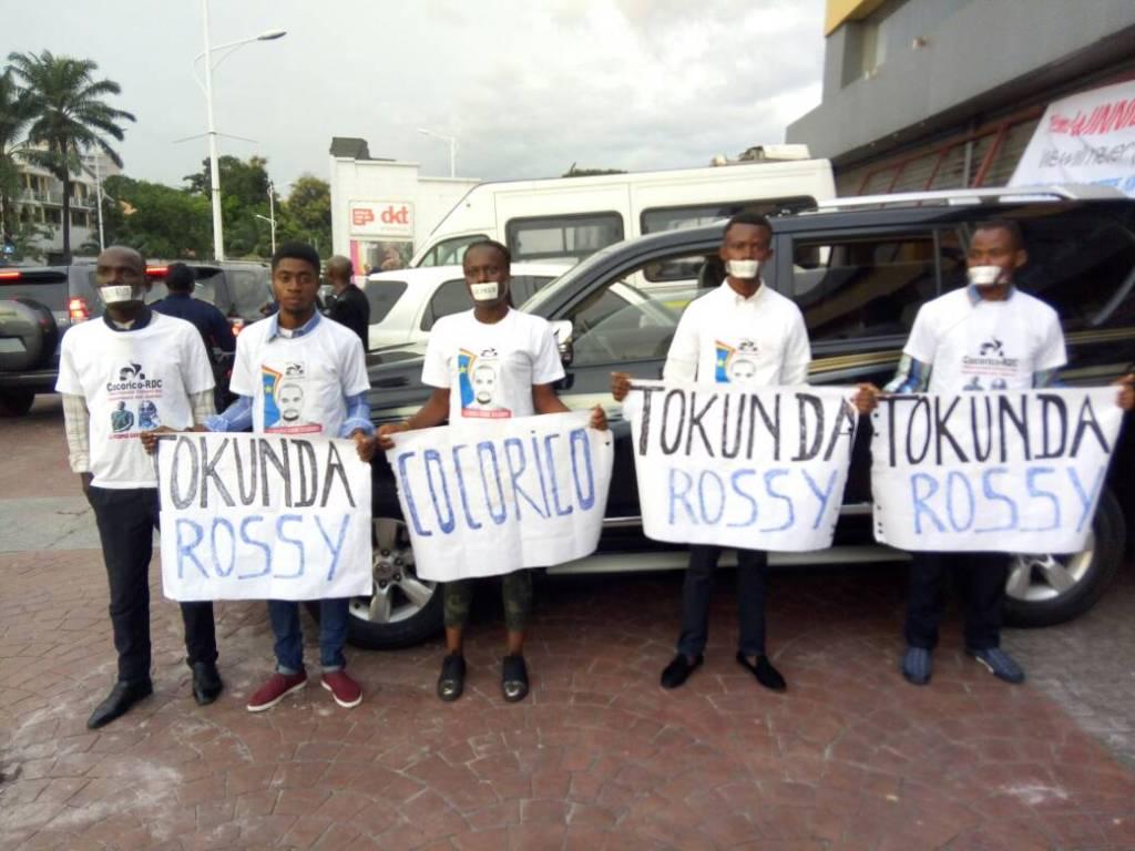 """""""Tokunda Rossy"""": un appel à manifester pour """"libérer"""" la dépouille Rossy Tshimanga Mukendi"""