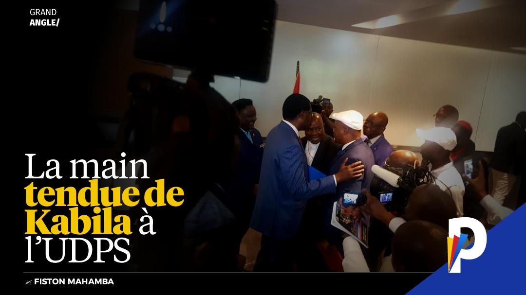 La main tendue de Kabila à l'UDPS