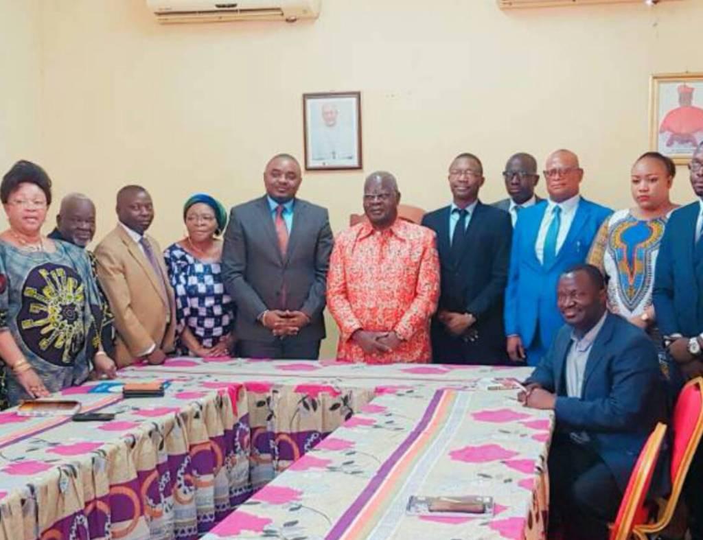 Le Centre en tournée chez Monsengwo et Mova autour du processus électoral