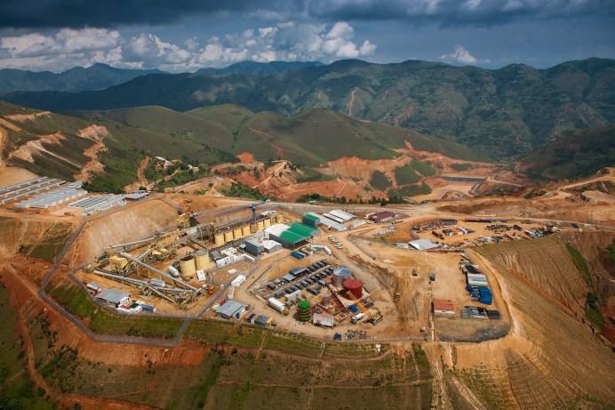 Banro Resources - DRC