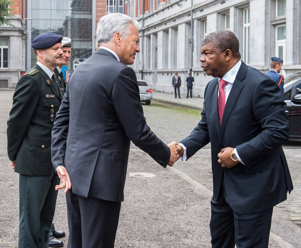 """L'Angola et la Belgique pour la tenue des """"élections crédibles, libres et transparentes le 23 décembre"""" en RDC"""