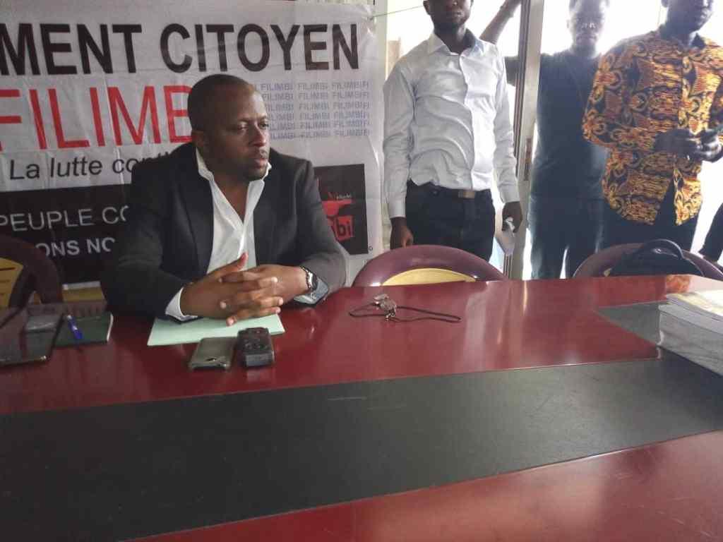 RDC: Jacquemin Shabani fustige les conditions de détention de Carbone Beni et ses compagnons