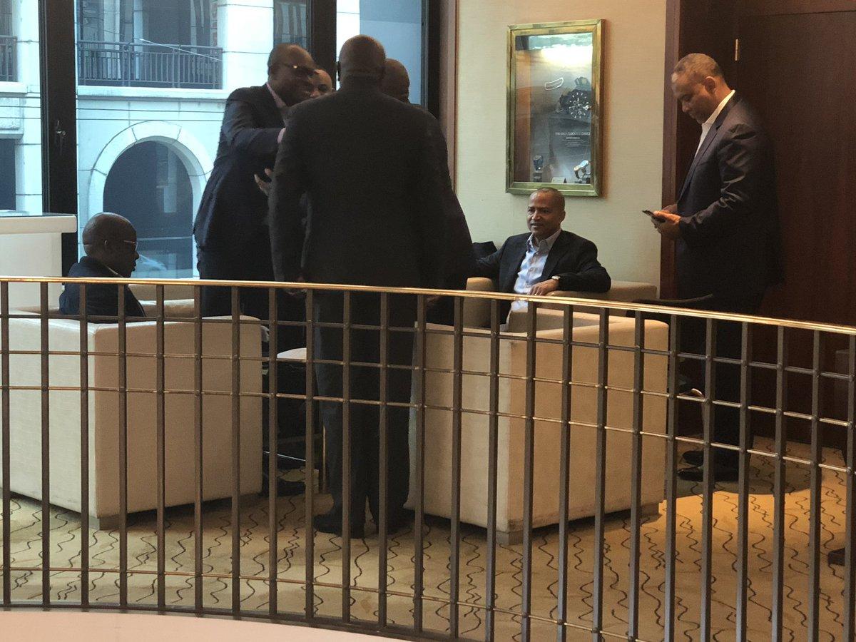 Election présidentielle en RDC : Martin Fayulu désigné candidat commun de l'opposition