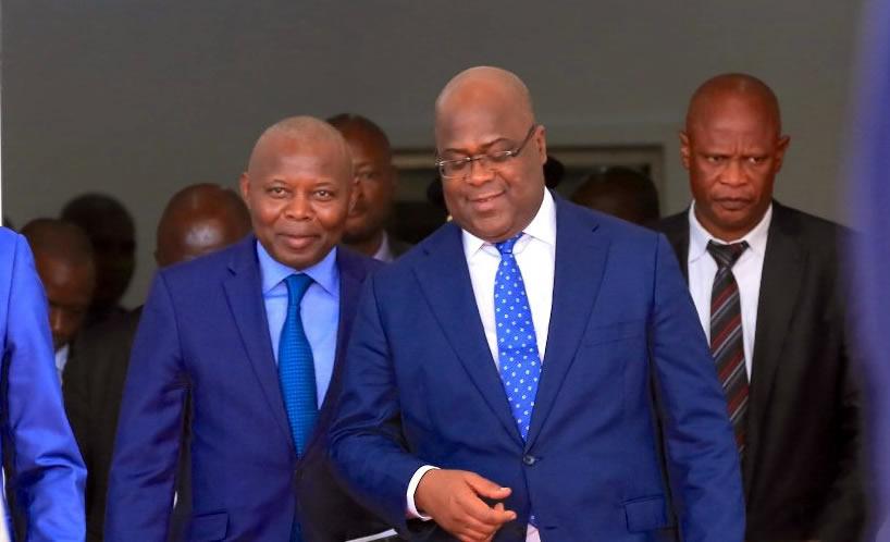 RDC: Félix Tshisekedi enclenche le départ de Vital Kamerhe de la ...