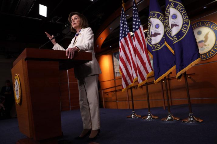 Demócratas estadounidenses se preparan para la caída de la fecha límite antes de Navidad - POLITICO 10