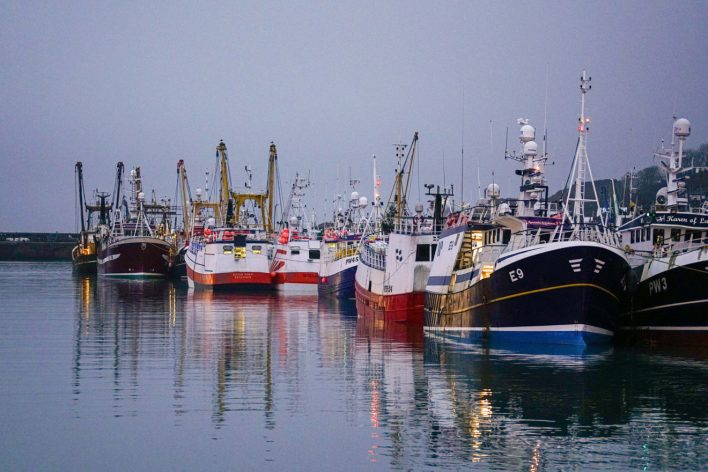 EU and UK agree on fisheries access after late scramble – POLITICO