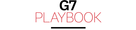 POLITICO G7 Playbook