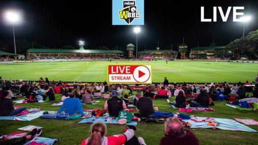 Live Cricket BBL | Sydney Sixers vs Perth Scorchers Live ...