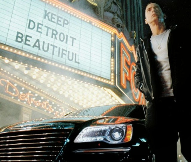 Just  Years Later Chrysler Eminem Spot Snubbed By Top Super Bowl Ads