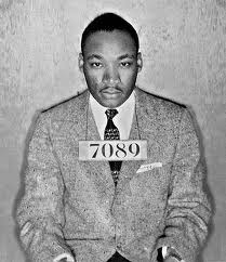 Channelling Dr. King on Jones Street