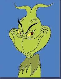 Siding with the Grinch