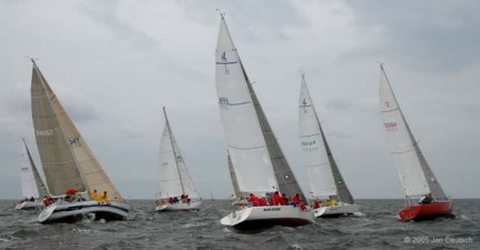 The Great Yacht Race