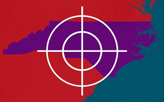 North Carolina: Still in the national crosshairs