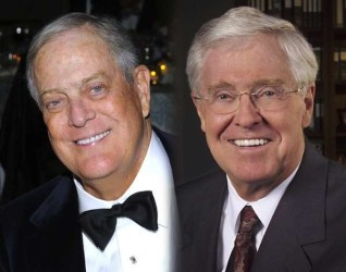 It's not about the Koch Brothers