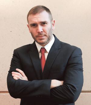 The Republican nominee, Molotov Mitchell