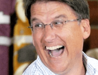 The Transformations of Pat McCrory