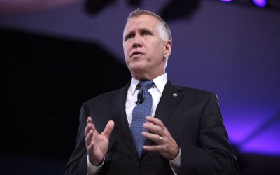 Tillis' strange endorsement