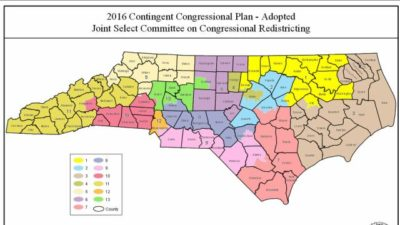 Democrats Will Look Outside NC for Congressional Gains
