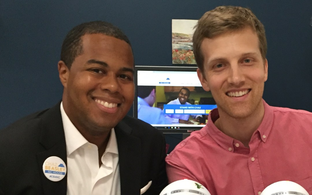 PODCAST | Chaz Beasley's Millennial Mission