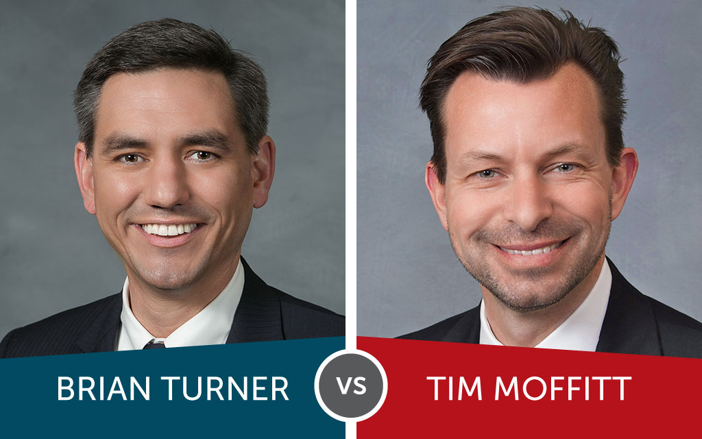 HD 116: Turner's opponent drop outs, will Moffitt get in?