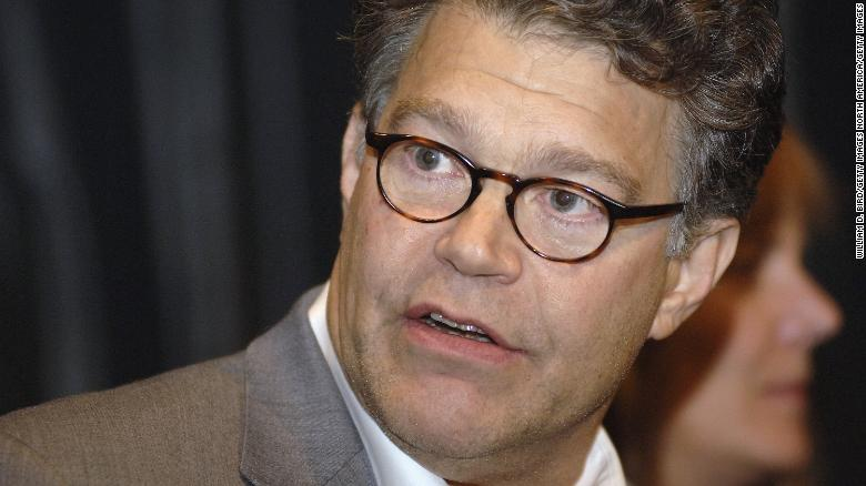 It's probably time for Franken to go