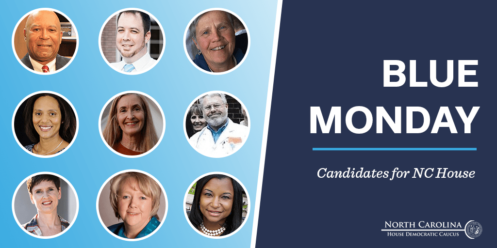 A wave of candidates