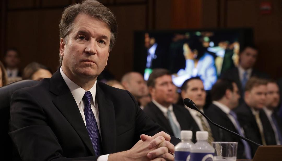 The Electoral Optics of Kavanaugh