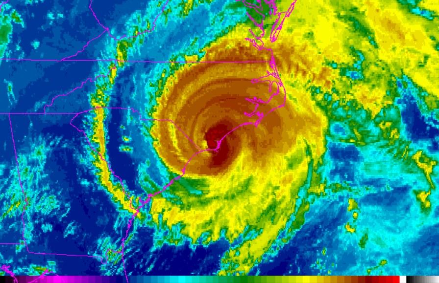 The politics of hurricanes