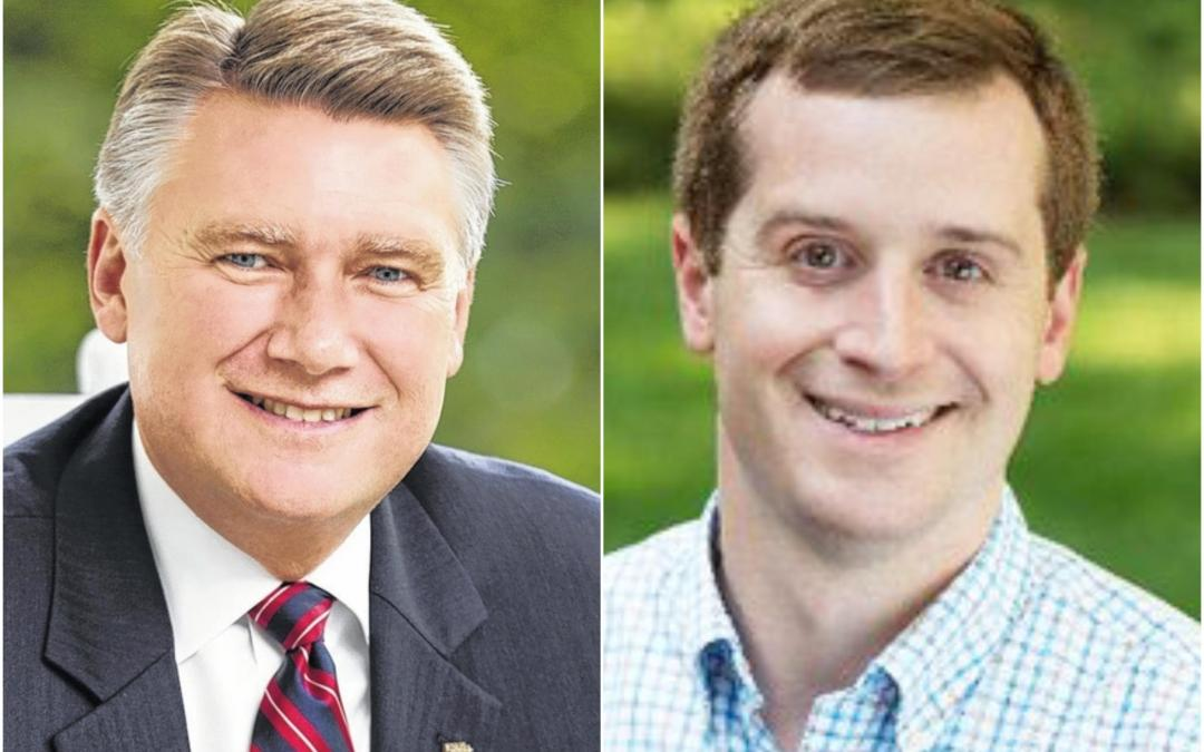 Dueling polls in NC-09