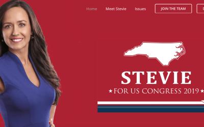 A Republican AOC? Not quite.